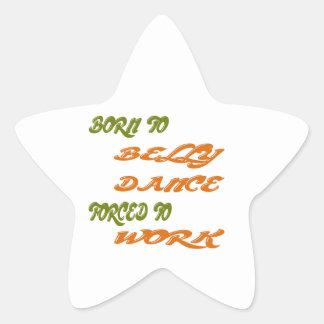 Nascer à dança do ventre forçada para trabalhar adesito estrela