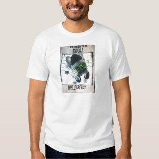 Nascer a ser legal camisetas