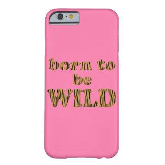 Nascer a ser selvagem - capas de iphone de