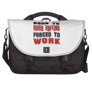 Nascer a transportar de rio forçado para trabalhar bolsas para notebook