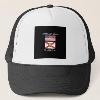 """""""Nascer americano. Florida produziu"""" bandeiras e Boné"""
