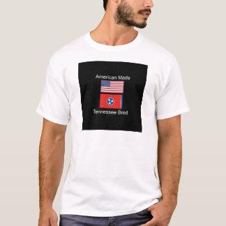 """""""Nascer americano. Tennessee produziu da"""" o design Camiseta"""
