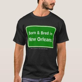 Nascer & Bred/NO Camiseta