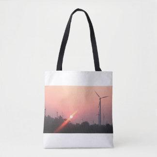 Nascer do sol do saco de bolsa de JunLeo_designs