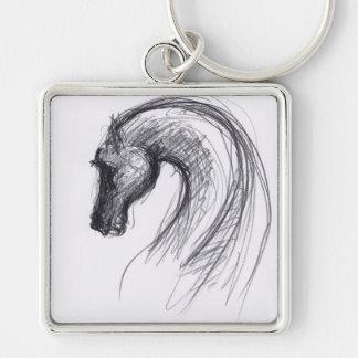Nascer no ano do cavalo - chaveiro