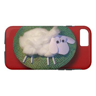 Nascer no caso engraçado do ano dos carneiros capa iPhone 7