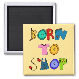 Nascer para comprar o ímã ímã quadrado