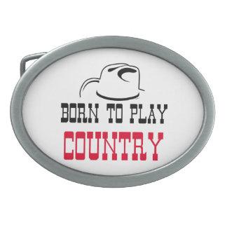 Nascer para jogar o país