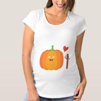 Nascimento da camisa engraçada da maternidade da