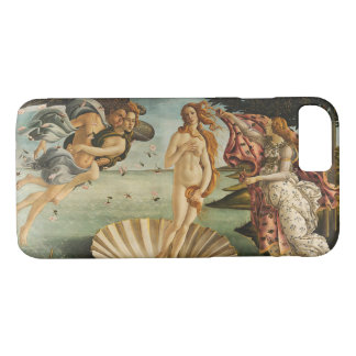 Nascimento de Venus por Botticelli Capa iPhone 7