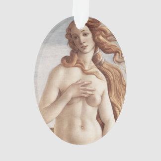 Nascimento de Venus por Sandro Botticelli