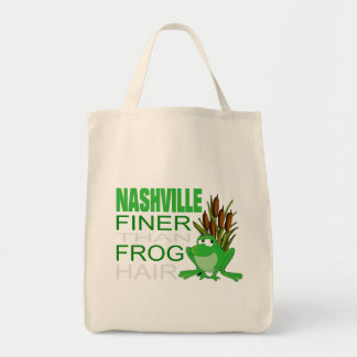 Nashville mais fino do que o bolsa do mantimento