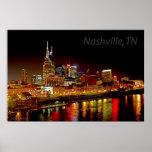 Nashville, poster da skyline do TN