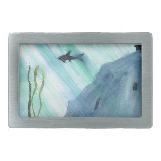 Natação do tubarão