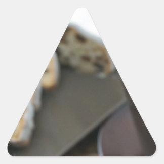 Natal Adesivo Triangular