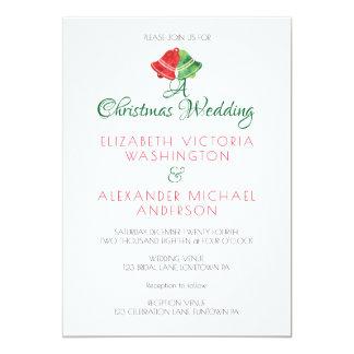 Natal Bels que Wedding o convite