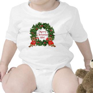Natal canadense camisetas
