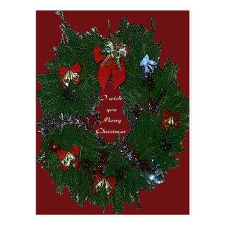 Natal Cartão Postal