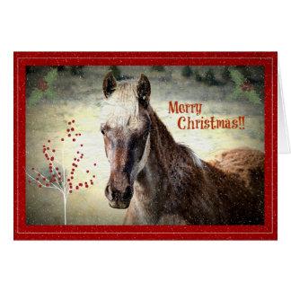 Natal com Mazerati!  Cartão