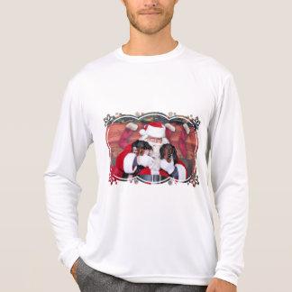 Natal - Dachshund - Mickey & Madilyn Camiseta