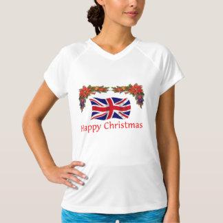Natal de Grâ Bretanha Camiseta