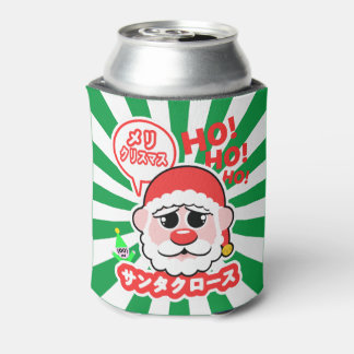 Natal do papai noel do Anime Porta-lata