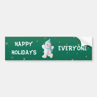 Natal feito sob encomenda bonito do boneco de neve
