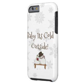 Natal mim capa de telefone