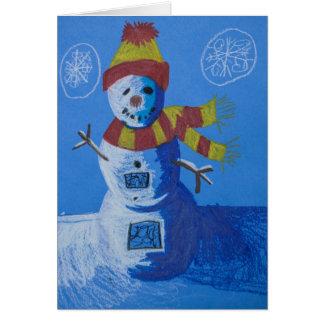 Natal ou cartão de Hanukah
