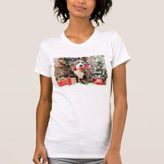Natal - Pitbull - encanto Tshirts