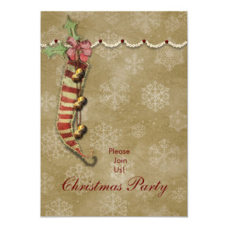 Natal que armazena o convite velho da forma