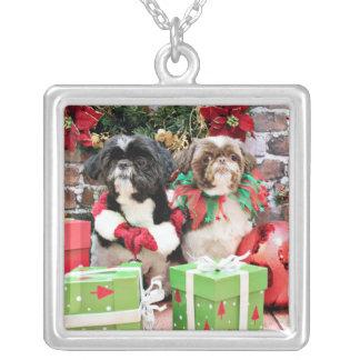 Natal - Shih Tzu - duende e Willie Colares Personalizados