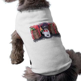 Natal - Tucker - Yorkie X Roupas Para Cães