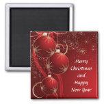 Natal vermelho elegante imas