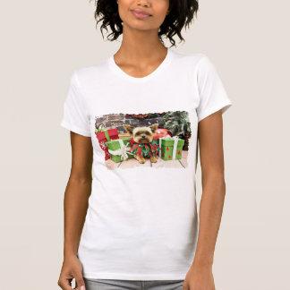 Natal - Yorkie - Bentley Tshirt