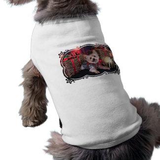 Natal - yorkshire terrier - Vinnie Camisa Para Caes
