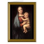 Natale de Buon - a Oração do senhor no italiano Cartoes