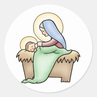 Natividade Adesivo