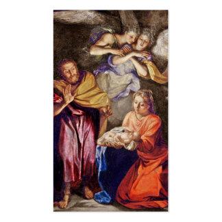 Natividade por Noel Coypel