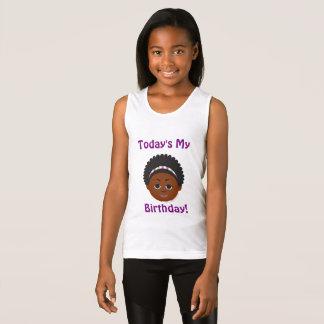 Natural mim! Camisetas do aniversário