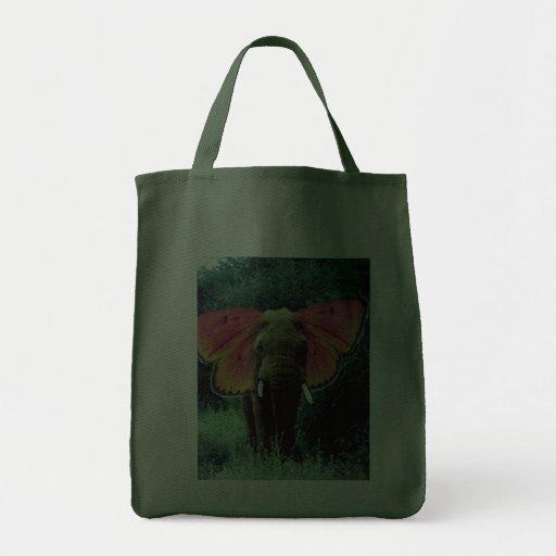 natureza bolsa para compras