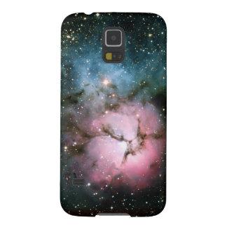 Natureza legal do geek do hipster da galáxia das capas par galaxy s5