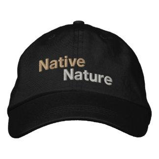 Natureza nativa, boné