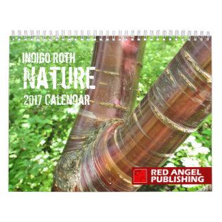 NATUREZA - o calendário de Roth do índigo para