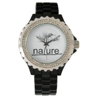 natureza relógios