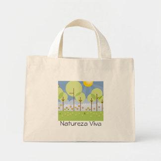 Natureza Viva Sacola Tote Mini