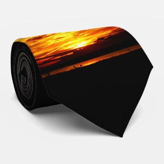 Naturezas melhores - por do sol do lago prairie gravata