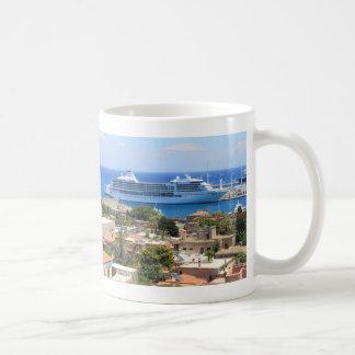 Navegador de sete mares no Rodes Caneca De Café