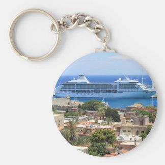 Navegador de sete mares no Rodes Chaveiro
