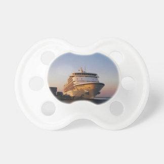 Navegador dos mares do forro sete chupeta para bebê